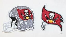 NFL Tampa Bay Buccaneers Embroidered   Iron-on Patch FREE SH